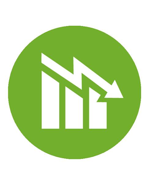Energy Savings Icon